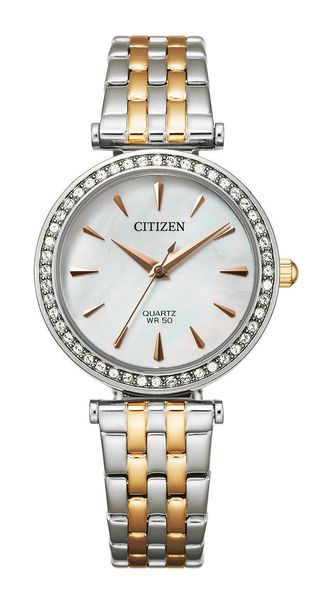 Citizen quartz ladies, 2-värinen